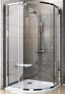 Душова кабіна Ravak PSKK3-90 Satin+Glass Transparent