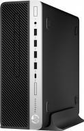 Комп'ютер персональний HP ProDesk 600 G4 Small Form Factor (4QC75ES)