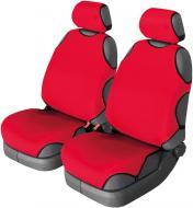 Набір чохлів-майок для сидінь 2 шт.  BELTEX Delux червоний