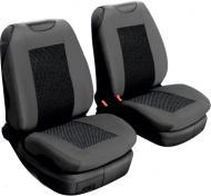 Чохли-майки для сидінь з підголовниками Beltex Comfot сірий