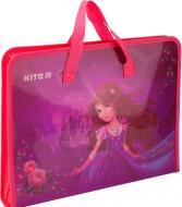 Папка-портфель на блискавці Princess KITE