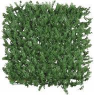 Декоративне зелене покриття ENGARD Туя 50х50 см GCK-02