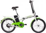 Електровелосипед Maxxter URBAN/White
