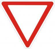 Знак дорожній Дати дорогу 2.1 700 мм