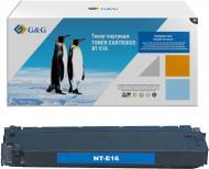 Картридж G&G E16 для Canon FC108, FC128, FC200, FC208, FC220, FC228, FC336, PC860 black
