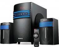 Акустическая система Real-el M-540 2.1 black