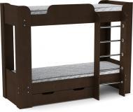 УЦІНКА! Ліжко Компаніт Твікс-2 венге