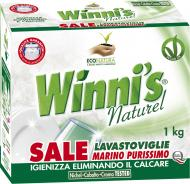Сіль для ПММ Winni's naturel 1 кг