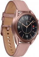 Смарт-часы Samsung Galaxy Watch 3 41mm bronze (SM-R850NZDASEK)