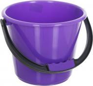 Відро Горизонт 1-й сорт 5 л фіолетовий темний GR-02002