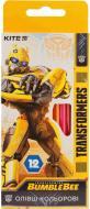 Олівці кольорові Transformers BumbleBee Movie TF19-051 KITE