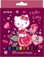 Фломастери Hello Kitty 12 шт. HK11-044WK KITE