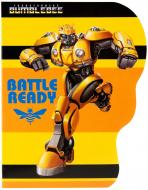 Блокнот А6 60 арк. фігурний Transformers BumbleBee TF19-223 KITE