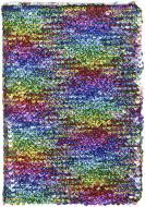 Книга для нотаток Паєтки А5 96 аркушів кольорові