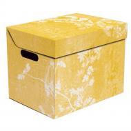 Ящик картонний Global-Pak 00051.2 жовтий 250x340 мм