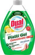 Гель для ручного миття посуду Dual Power Лимон LM9172 1л