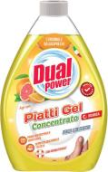 Гель для ручного миття посуду Dual Power Цитрус LM9169 1л