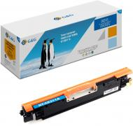 Картридж G&G CE311A для HP CLJ CP1025, CP1025nw cyan
