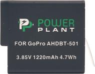 Акумулятор PowerPlant GoPro AHDBT-501 1220 мА*ч
