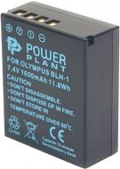 Акумулятор PowerPlant Olympus BLH-1 1600 мА*ч