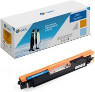 Картридж G&G CF351A для HP CLJ M176, M176FN, M177, M177FW cyan