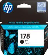 Картридж HP 178 CB316HE black