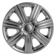 Колпак для колес STAR DTM R14 4 шт. серебряный