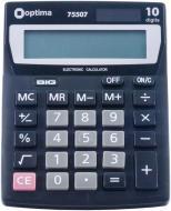 Калькулятор Optima 10 розрядів О75507 Optima