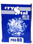 Папір Crystal A5 80 г/м PRO білий