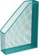 Лоток для паперів 24.2х6.7х31.3 см бірюзовий