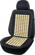 Накидка на сидіння MAXI плоска косточка 44х94 см 106877_EL 100 660 чорний