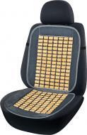 Накидка на сидіння Elegant масажер плоска косточка Maxi 44х94 см 106878_EL 100 661 сірий