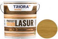Лазурь Triora акриловая для древесины дуб шелковистый глянец 2,5 л