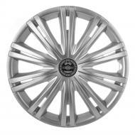Ковпак для коліс STAR Гіга R13 4 шт. срібний