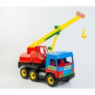 Игрушечная машинка Wader Middle Truck кран (39226)
