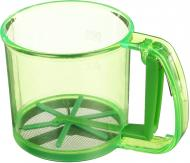 Сито-кружка 9,5 см зелена UP! (Underprice)