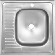 Мийка для кухні Family z6604L