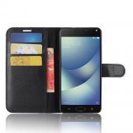 Чехол-книжка Litchie Wallet для Asus Zenfone 4 Max ZC520KL Black (lwbk0019)