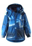 Куртка детская для мальчика Reima Rame р.104 синий 521603-6687