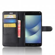 Чехол-книжка Litchie Wallet для Asus Zenfone 4 Max ZC554KL Black (lwbk0014)
