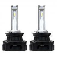 Комплект LED ламп ALed R H11 6000K 4000lm с вентилятором (для рефлекторной оптики)