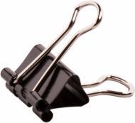 Біндер 15 мм 12 шт. чорний