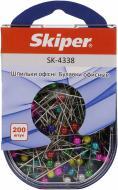 Шпильки офісні Skiper SK 4338 38 мм 200 шт