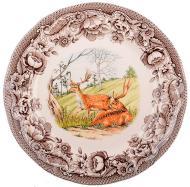 Тарілка Полювання 27 см 910-032 Claytan Ceramics