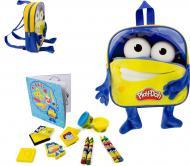 Набір для творчості Play-Doh Рюкзак Скай CPDO090