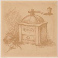 Плитка Атем IMOLA Caffe B декор 10x10
