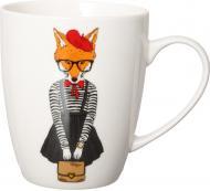 Чашка Модные звери Мисс Лиса 360 мл 21-272-070 Keramia