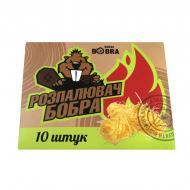 Разжигатель из древесной шерсти DROVA BOBRA10 шт.