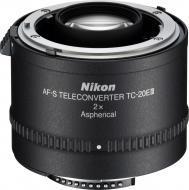 Телеконвертер Nikon AF-S TC-20E III 2x (JAA913DA)