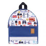 Рюкзак дитячий Zo Zoo Лондон синій
